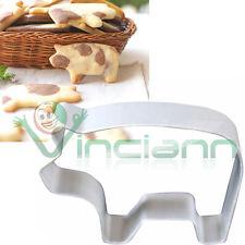 Stampino Pig formina maiale maialino porcellino stampo biscotto tagliabiscotti