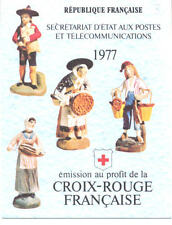 Carnet Croix Rouge de l'année 1977 - neuf **