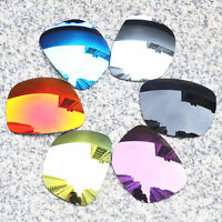 7056c15f5f RawD Polarized Replacement Lenses for - Electric Knoxville XL Sunglass -  Options