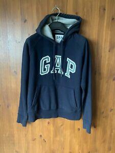 GAP HOODIE Navy Blue Sweatshirt Jumper XS / UK 8
