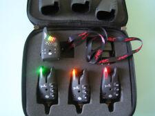 JRC RADAR DS SOLAR   SET 3+1 Funkbissanzeiger  mit Solar-Panel. Top!!!