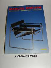 Buch Marcel Breuer Design - Droste / Ludewig / Bauhaus Archiv