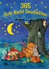 365 Gute Nacht Geschichten | Buch | Wattiert | 2017