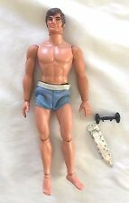 Vintage 1970's Mattel Big Jim Action Figure