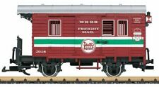 Wagon postal train de Jardin-g 1/22.5-lgb 32191