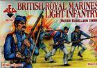 Red Box 1/72 British Royal Marines Light Infantry # 72022