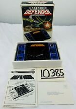 1982 Defender Game by Entex Clean Working Good Condition FREE SHIPPING
