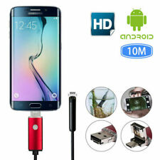 HD Imperméable Wifi Endoscope Inspection 6 LED Caméra Fit iPhone Android iPad PC
