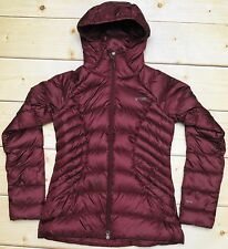 THE NORTH FACE TONNERRO HOODIE PARKA - 700 GOOSE insulated WOMEN'S JACKET size S