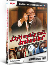 Ctyri vrazdy staci, drahousku (Four Murders Are Enough, Darling) DVD English sub