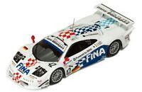 IXO LMM085 LMM107 PESCAROLO JUDD / McLAREN Le Mans diecast model cars 1:43rd