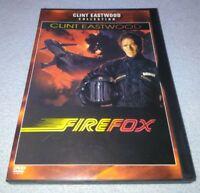 Firefox (DVD, 2002, Widescreen) *RARE opp
