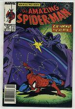 Amazing Spider-Man 305 Todd McFarlane Art High Grade Newstand