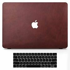 """Macbook Case (A2141 Pro 16"""" with Touch Bar & Touch ID, Wine Red)"""