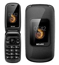 Flip Phone 3G Unlocked GSM Dual Display ATT Tmobile Metro Cricket Mint Net10