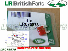 GENUINE LAND ROVER 10 AMP RED MINI FUSE  DISCOVERY SPORT 2015  ON NEW  LR075978
