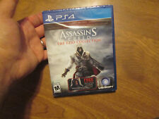Assassin's Creed: The Ezio Collection PS4 Sony BRAND NEW FACTORY SEALED