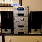 hi fi stack system used
