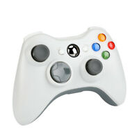For Wireless Microsoft XBOX 360 Video Game Controller Pad PC Windows Black