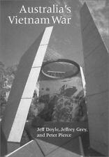 Australia's Vietnam War by Jeff Doyle: New Wrapped in Plastic!!!