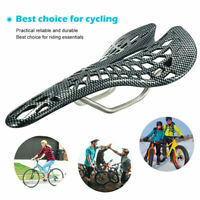 FM/_ ULTRALIGHT FULL CARBON FIBER SADDLE SEAT FOR MOUNTAIN ROAD BIKE CYCLING SUPE