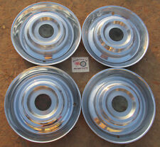 """1954, 1955 CADILLAC FLEETWOOD, SERIES 62 15"""" WHEEL COVERS, HUBCAPS, SET OF 4"""