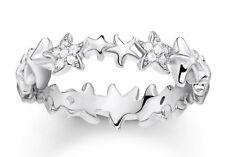 Thomas Sabo TR2183-051-14-56 Glam & Soul  Damen Ring Seesterne 925 Silber neu