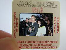 More details for original press photo slide negative - sting - 2000 - i - the police