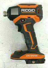 Ridgid R86039 18-Volt OCTANE Brushless Cordless 6Mode 1/4 in.Impact Driver BN197