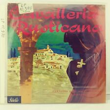 2 LP BOX RCA SHADED DOG Mascagni CAVALLERIA RUSTICANA Tebaldi Bjoerling LSC-6059