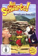 AU SCHWARTE ! - BESUCH AUS AMERIKA (DVD) *NEU OPV*