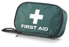 1 Single Person Travel First Aid Kit Pouch - Zipper Portable Holiday