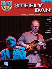 Steely Dan Guitar Play Along 8 Songs! Tab Book Cd NEW!