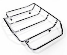 Pour Tourer E-Glide Road King Tour Pak Chrome Porte Bagage Top Case pour Harley