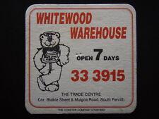 WHITEWOOD WAREHOUSE BLAIKIE & MULGOA SOUTH PENRITH 333915 COASTER