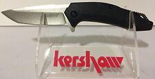 Kershaw Knives 3840 Freefall Plain Edge Tanto Tip Blade Folding Knife