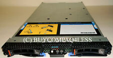 IBM HS22 Blade Server Quad Core Xeon 2.53GHz E5540 4 Cores 12GB 2x146GB 15K 6G