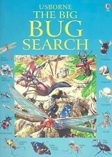 Usborne The Big Bug Search (Great Searches) by Young, Caroline; Young, C.