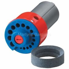 Clarke Drill Bit Sharpener.Sharpener fits to all drills with a 43mm collar