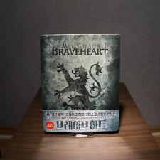 Braveheart Bluray Steelbook Korea NEW Sealed Rare