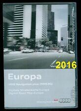 Audi MMI High Navigation 3G Europa MMI  Plus 2016 Kartenupdate