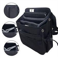 Car Back Seat Tidy Organizer Holder Travel Kid Storage Bag Multi-Pocket Picnic