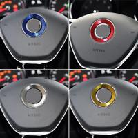 101933 Lenkrad Ring Für VW Skoda  R Design  Logo Emblem Ring Airbag Blende