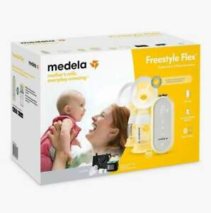 Medela Freestyle Flex Double Electric 2 Phase Breast Pump New Sealed