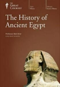 The Great Courses: The History of Ancient Egypt