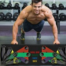 Best 9 In 1 Push Up Rack Training System Gym Equipment Board Men Women