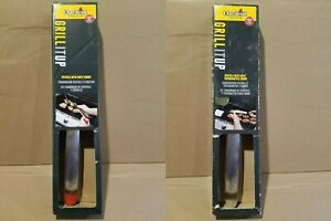 Char-Broil SPATULA THERMOMETER/KNIFE COMBO NEW! Stainless Steel Grill it up!