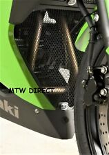R&G RACING BLACK DOWNPIPE GRILLE Kawasaki ZX250 (Ninja 250R) (2013)