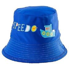 346ea3e86f9 Speedo Kids  Bucket Hat SMALL MIDNIGHT BLUE51605509