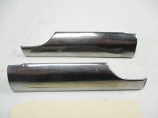 1959 1960 Chevy El Camino Vent Wing Window Trim L&R OEM